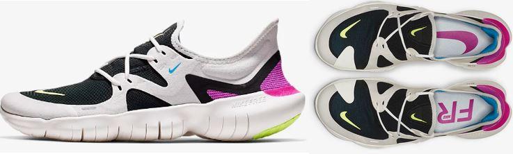 Nike Flex 2013 Run MSL Sportliche Laufschuhe